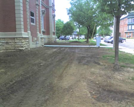 Decatur Indiana Courthouse job